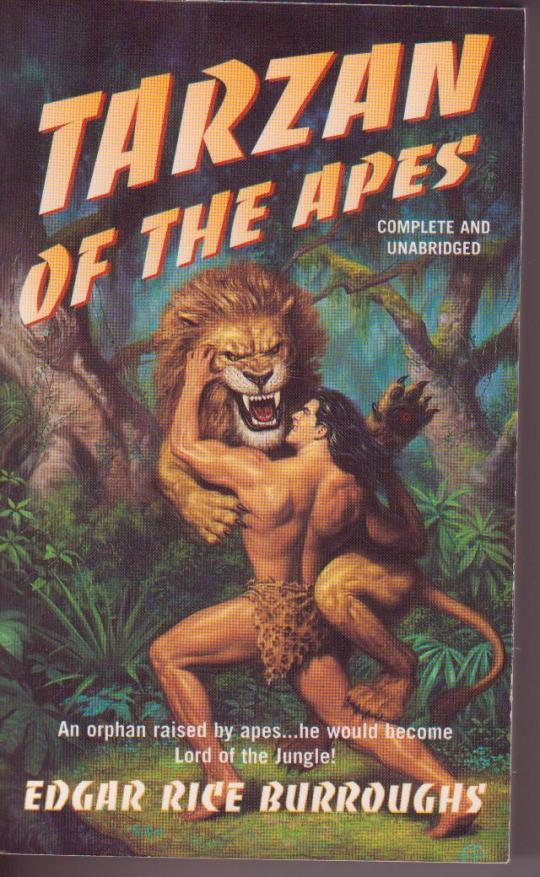 Books Tarzan 1