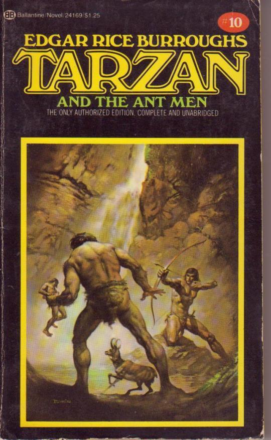 Books Tarzan 10