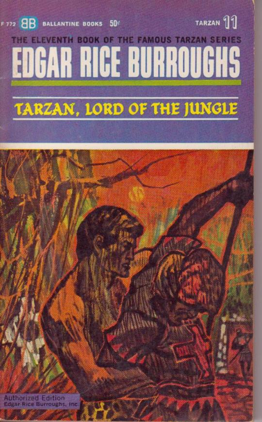Books Tarzan 11