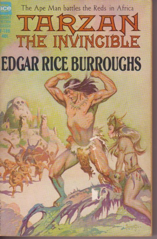 Books Tarzan 14