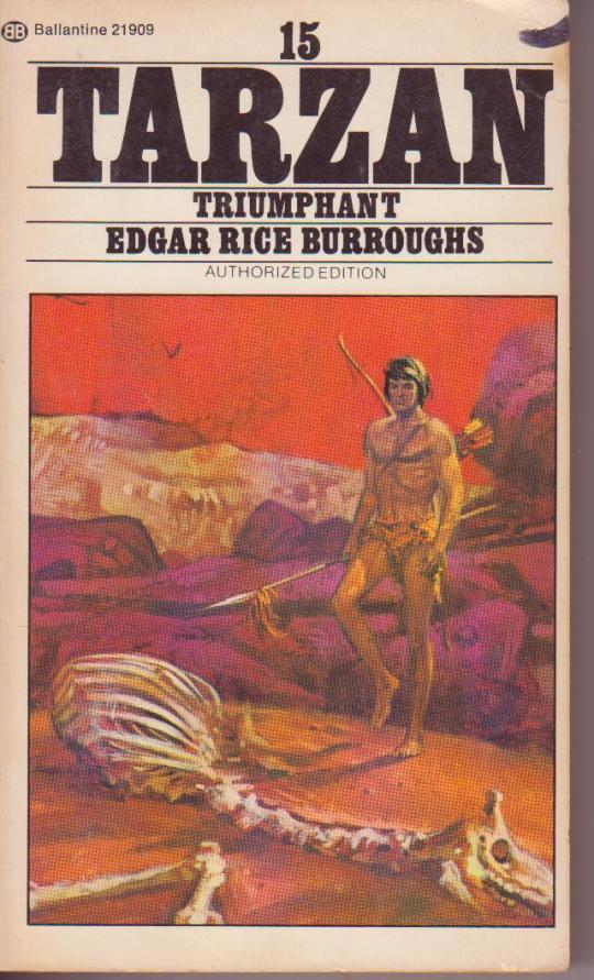 Books Tarzan 15