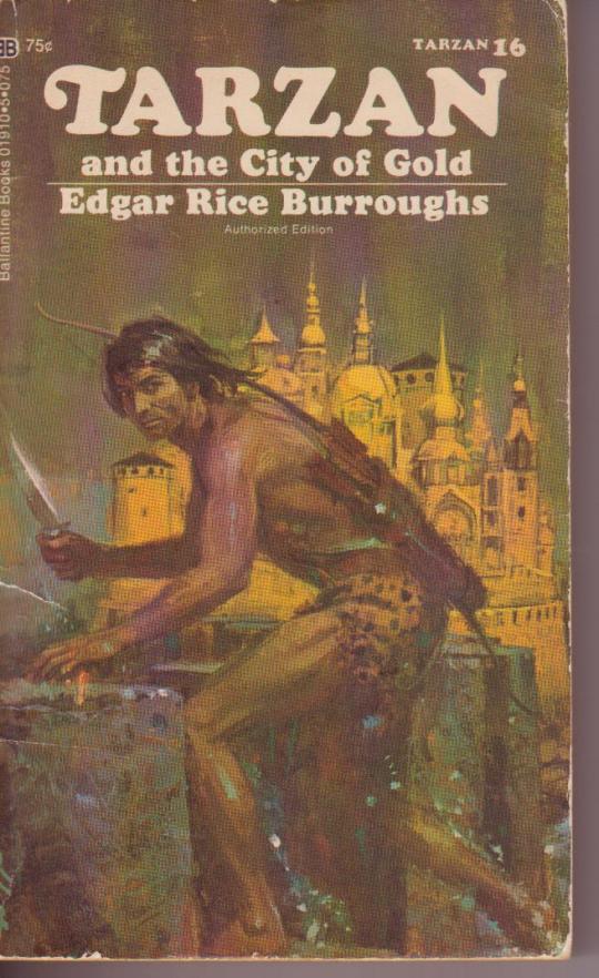Books Tarzan 16