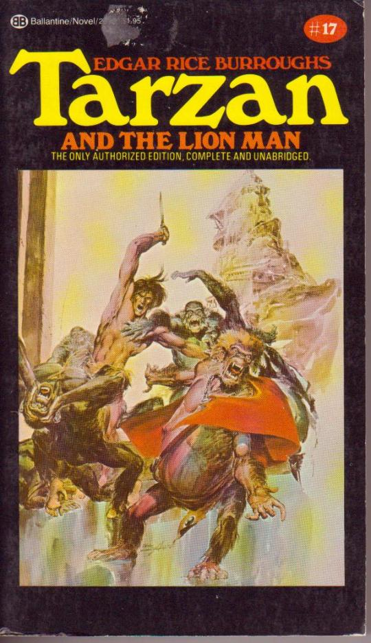 Books Tarzan 17