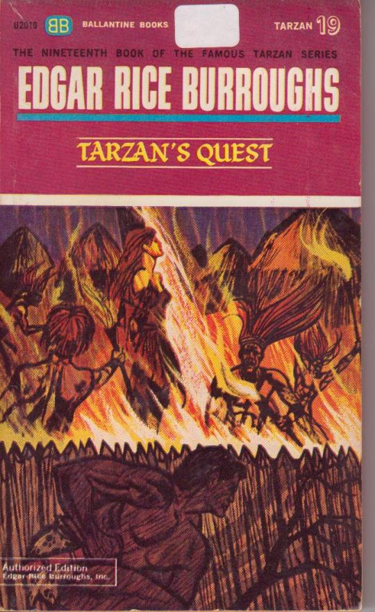 Books Tarzan 19