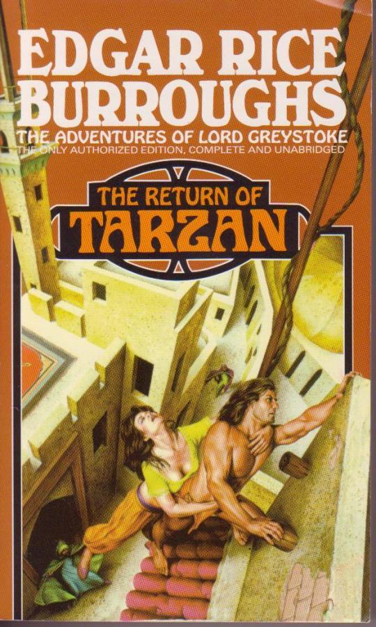 Books Tarzan 2