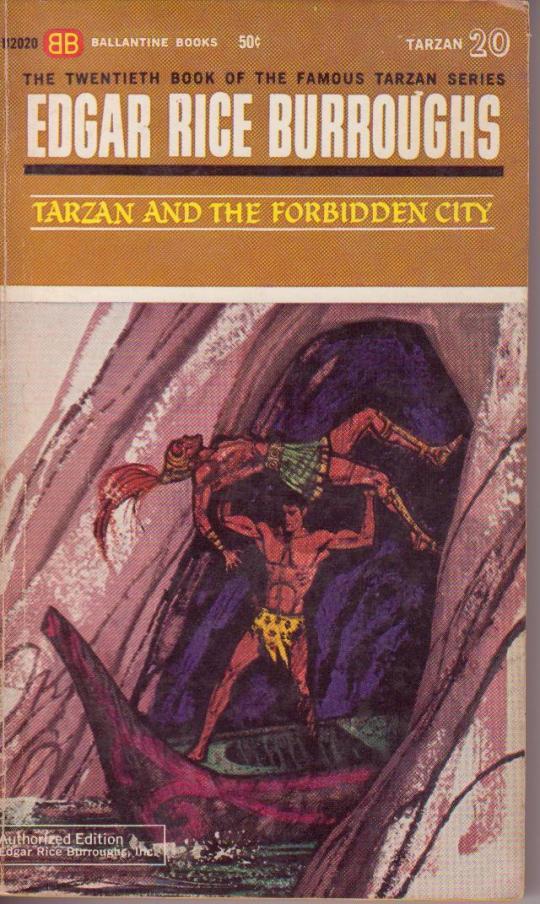 Books Tarzan 20