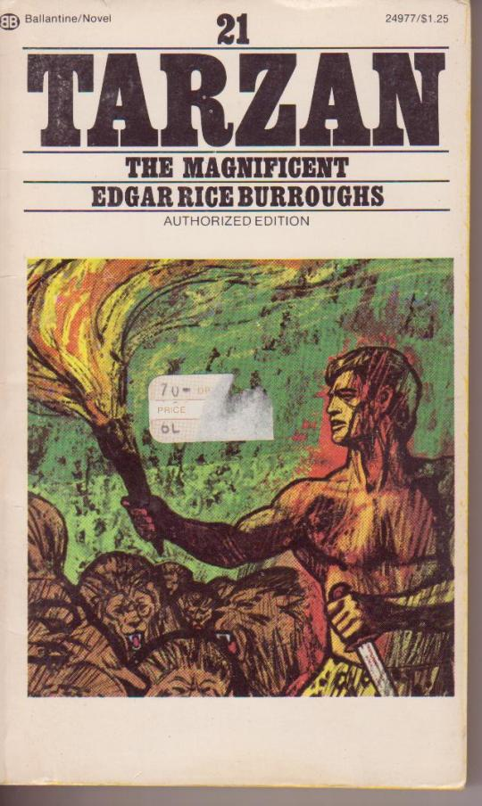 Books Tarzan 21