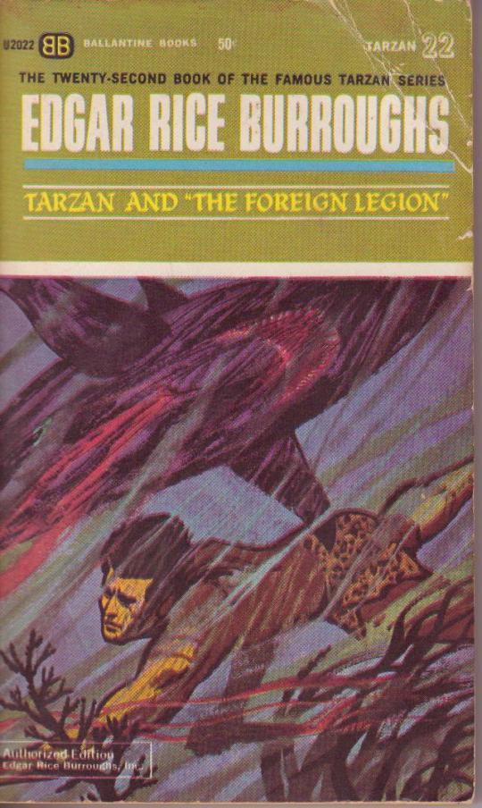 Books Tarzan 22