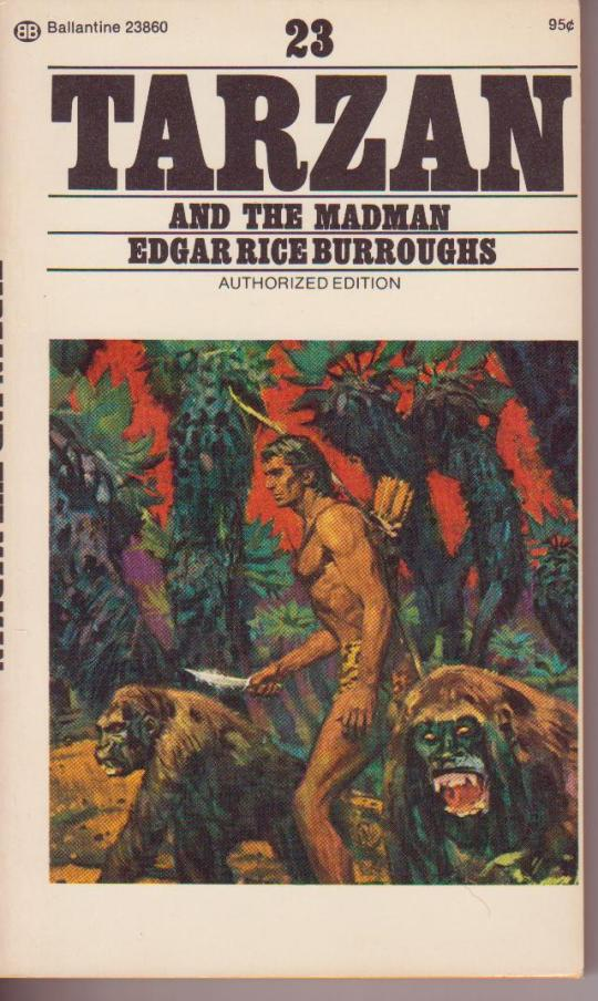 Books Tarzan 23