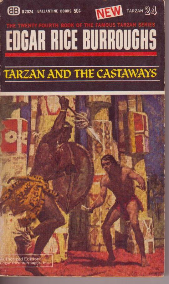 Books Tarzan 24