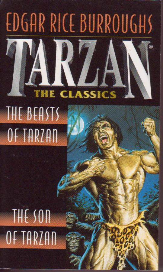 Books Tarzan 3
