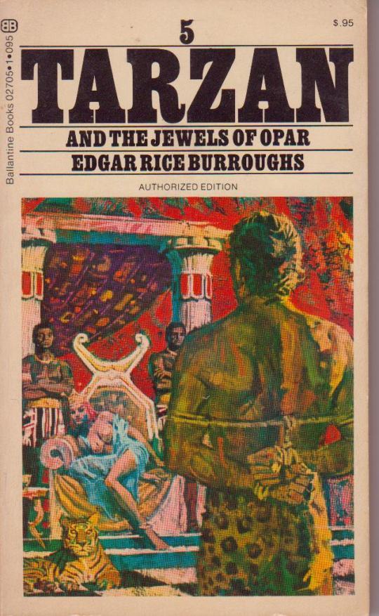 Books Tarzan 5