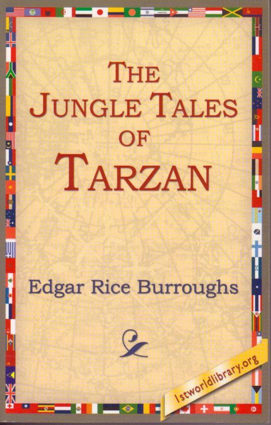 Books Tarzan 6