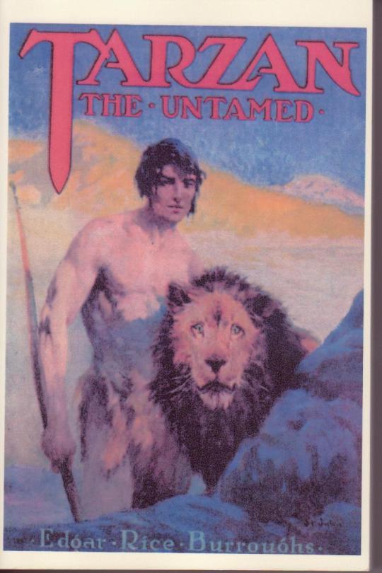 Books Tarzan 7