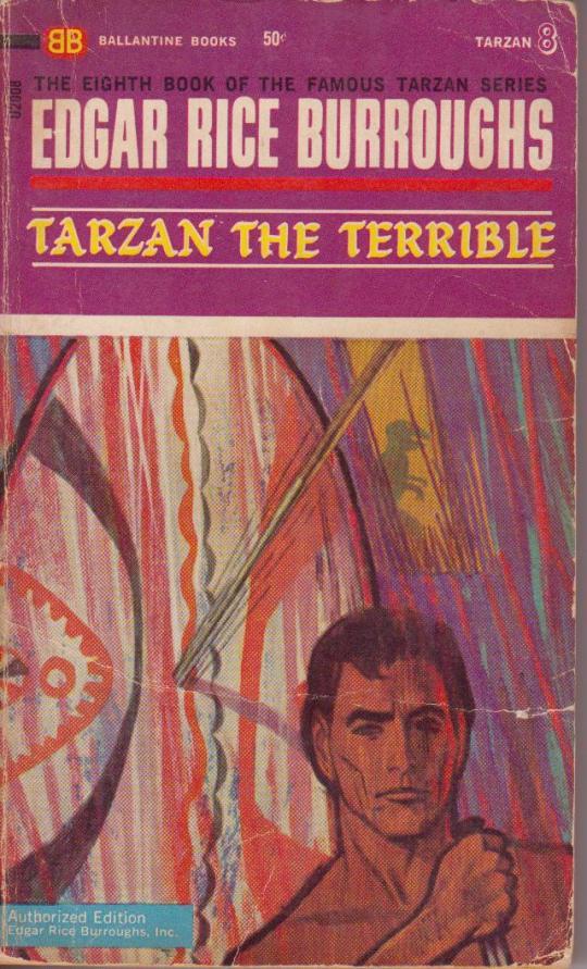 Books Tarzan 8