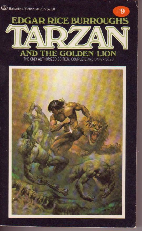 Books Tarzan 9