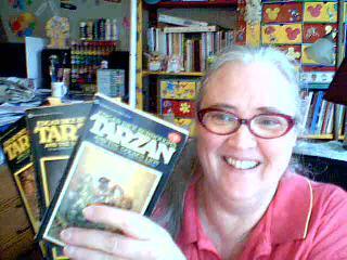 Books Tarzan ME