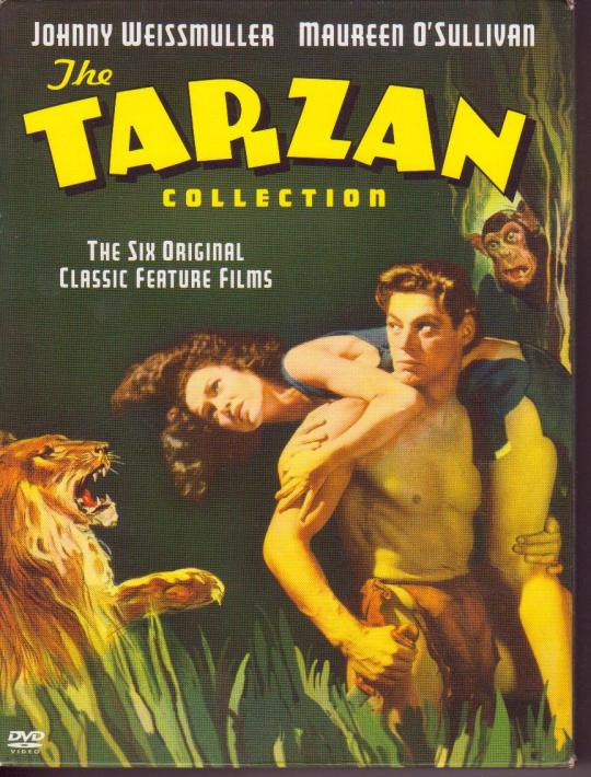 Books Tarzan movies edit