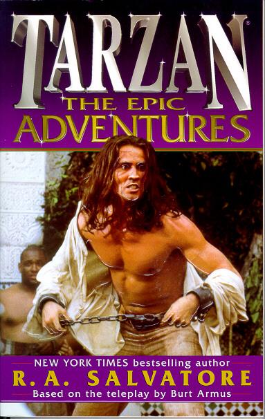 Books Tarzan