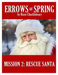 Rescue Santa Front Cover